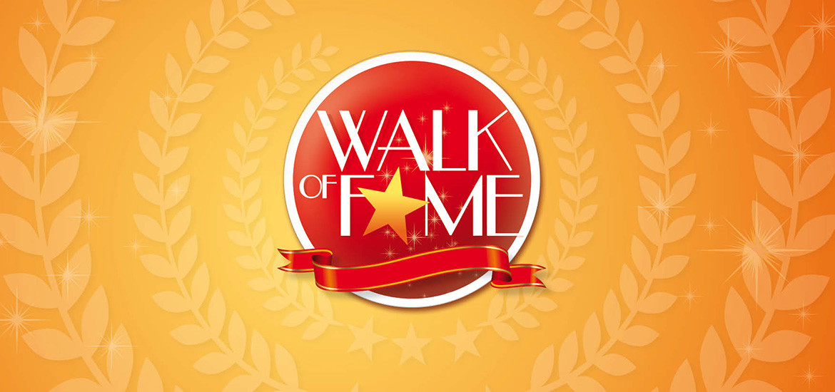 Walk Of Fame - The Other Design Studio