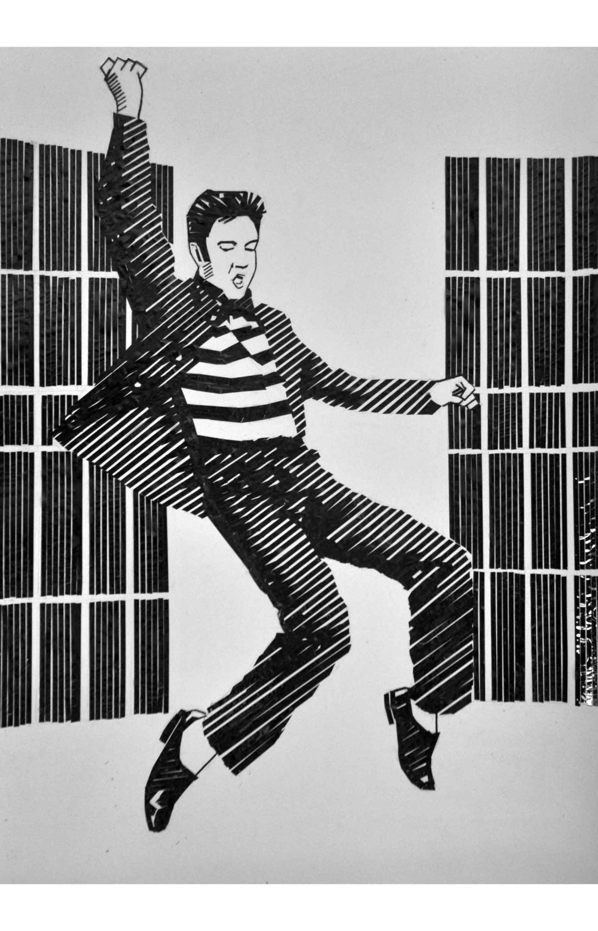 elvis-tape-art